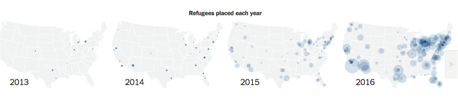 Refugees In US