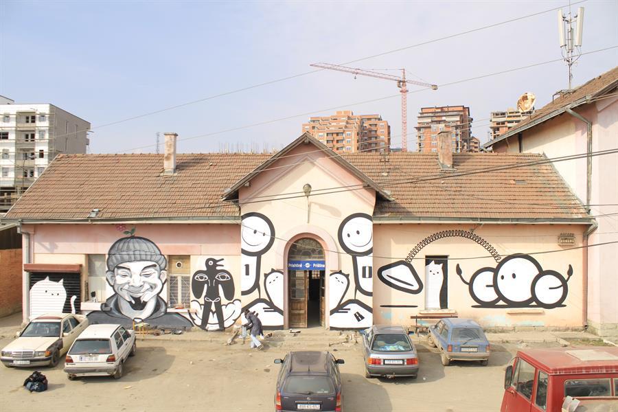 Centralstation Prishtina