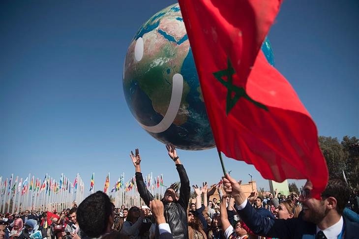 Marrakech Summit