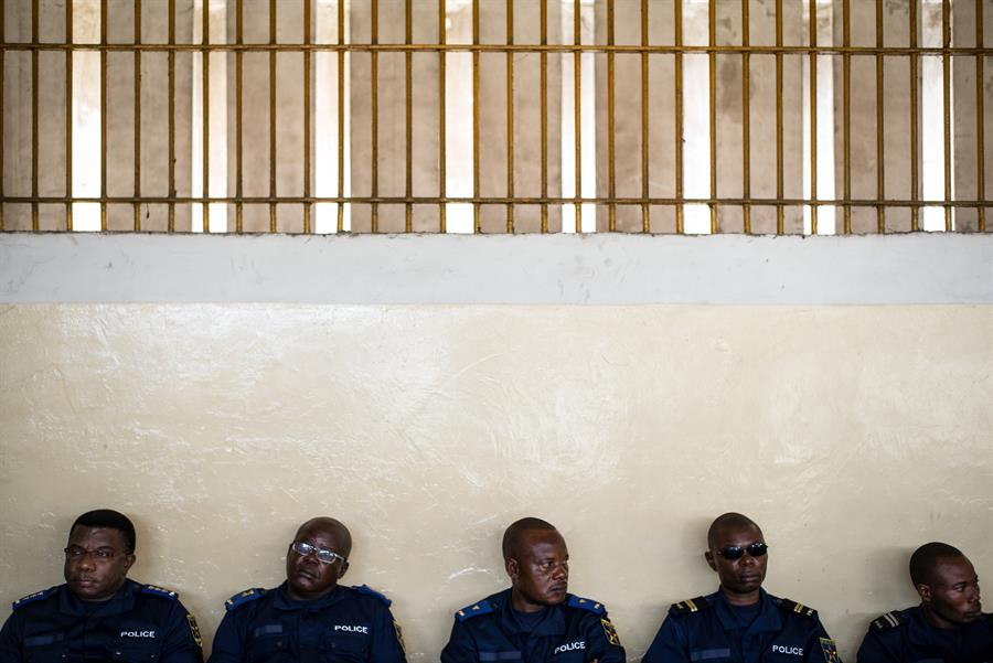 Polizia Congolesi Getty Images Federico Scoppa
