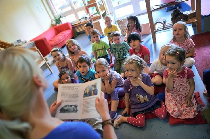 Thomas Lohnes:Getty Images Kindergarten