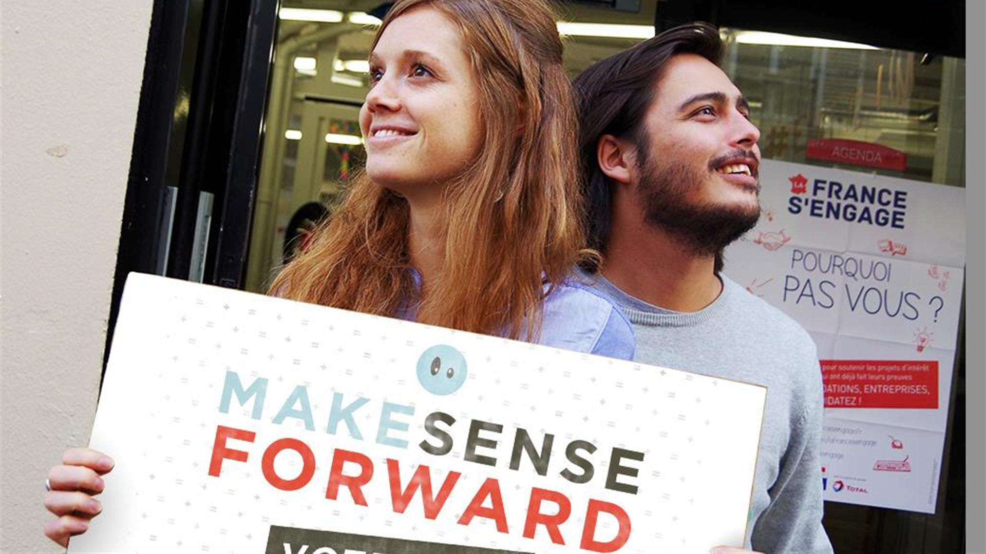 Make Sense Forward